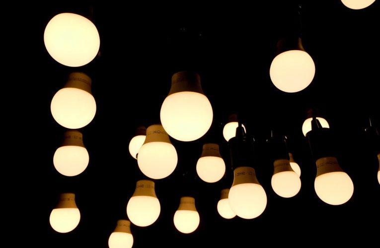 Oświetlenie ogólne do salonu